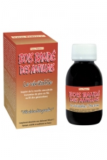 Bois bandé des Antillais - 100 ml : Stimulant sexuel pour hommes et femmes améliorant la libido et les relations sexuelles.