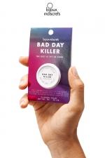 Baume clitoridien parfum Anis étoilé : Bad Day Killer est un baume parfumé à l'anis étoilé pour le clitoris imaginé par Bijoux Indiscrets.
