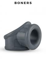 Cocksling en silicone liquide - Boners : Un harnais pénien hyper doux et extensible en silicone liquide pour sublimer votre virilité et renforcer votre érection.