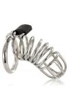 Cage de chasteté Spiral Male : A la fois un ornement érotique incomparable et un accessoire de domination redoutable!