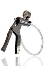Pompe à controle de Pression Mister B : L'élément indispensable pour utiliser la gamme des cylindres à valve LAPD et Mister B.