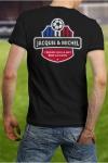 Tee-shirt  Football J&M