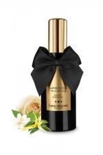 Huile de massage parfumée Aphrodisia : Avec l'Huile de massage parfumée Aphrodisia de Bijoux Indiscrets,  découvrez le plaisir sensoriel à l'état pur.