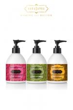 Lotion de massage - Kamasutra : Lotion de massage Kamasutra, très hydratante et soyeuse, pour vos massages sensuels.