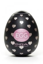 Tenga Egg Lovers : Tenga pense aussi au couple avec la nouvelle version de son masturbateur masculin en forme d'oeuf.