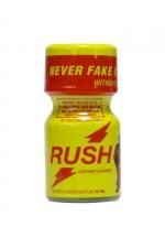 Poppers Rush 9 ml : Avec son flacon jaune, on le reconnait entre tous: Poppers Rush, exigez l'original!