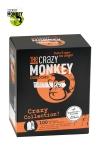 Assortiment 100 Préservatifs Crazy Monkey